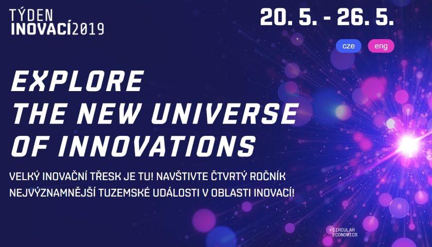 Týden inovací 2019