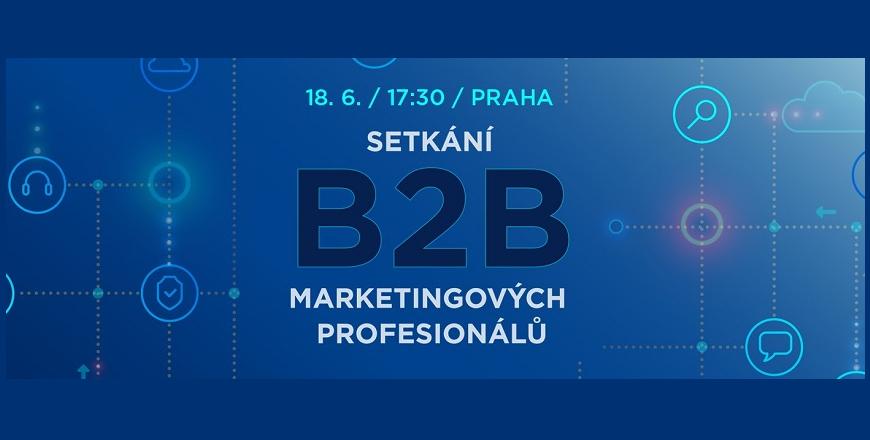 B2B setkání