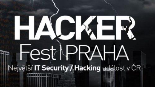 Hackerfest 2019: Vyprodáno