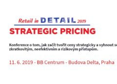 Konference Retail in Detail - Strategic Pricing