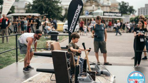 Maker Faire Prague 2019 navštívilo 10.000 lidí