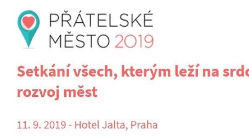 Konference Přátelské město 2019