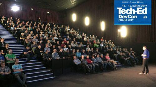 Konference: TechEd-DevCon 2019