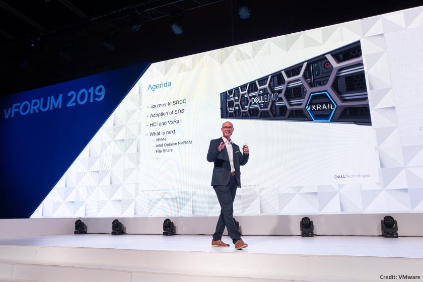 VMware vForum 2019
