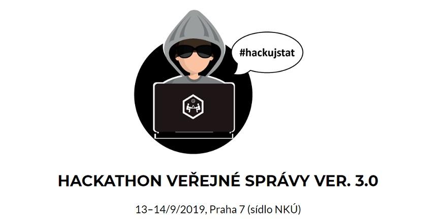 Hackathon Veřejné správy