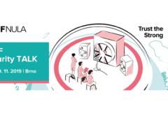 Security Talk 2019