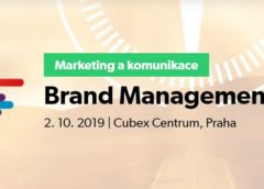 Marketing jako klíč k růstu: Konference Brand Management 2019