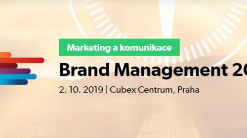 Marketing jako klíč k růstu: Konference Brand Management 2019