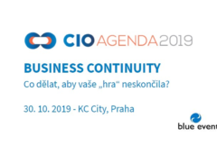 Konference CIO Agenda 2019