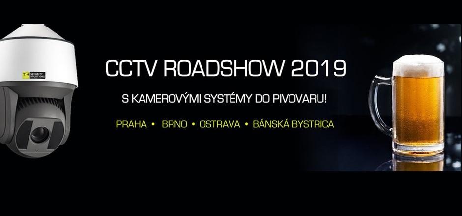 CCTV Roadshow 2019