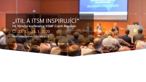 Přípravy 14. výroční konference itSMF CZ jsou v plném proudu