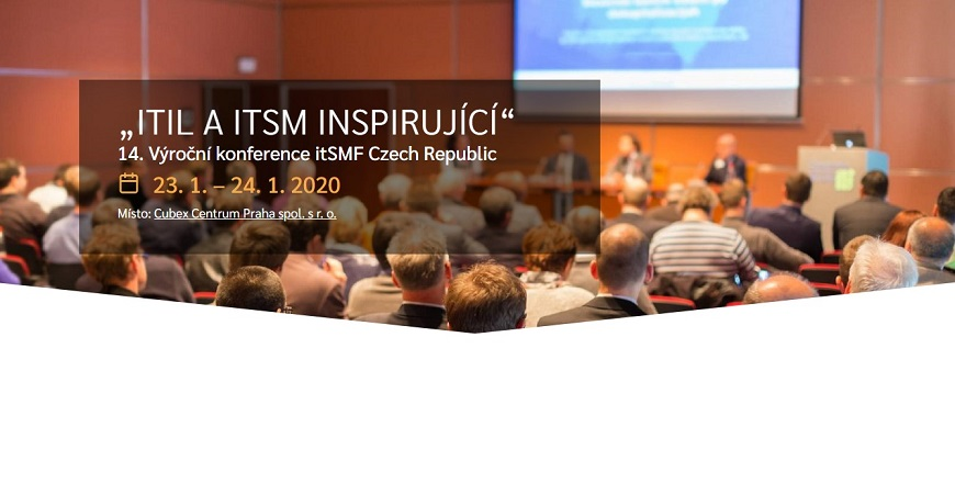 konference itSMF 2020