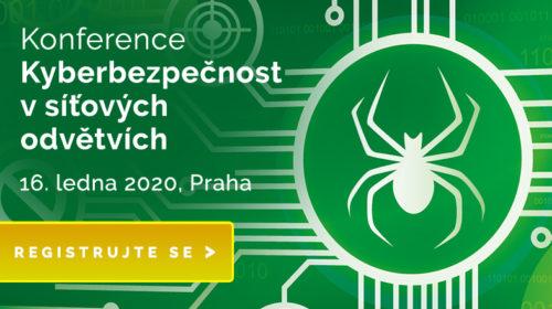 Kyberbezpečnost v síťových odvětvích