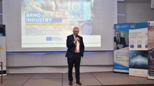 Konference BRNO INDUSTRY 4.0 napověděla firmám, jak na digitalizaci výroby