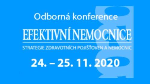 Odborná konference Efektivní nemocnice 2020