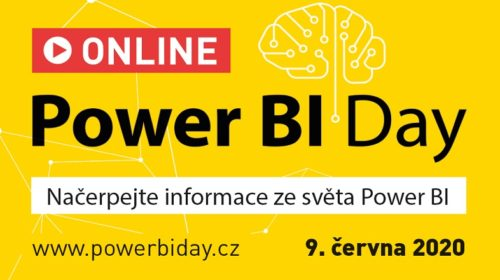 Konference Power BI Day bude online
