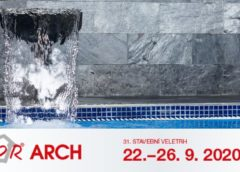 FOR ARCH 2020 bazény