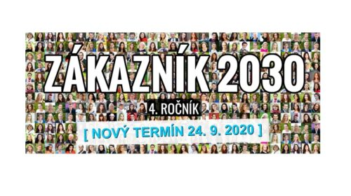 Konference Zákazník 2030 má nový termín
