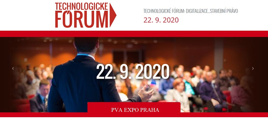 Technologické forum 2020