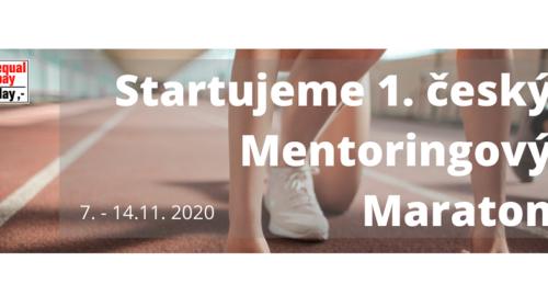 Mentoringový maraton EPD 2020