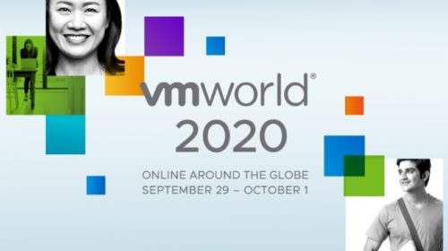 VMworld 2020 bude online