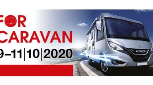 Veletrh FOR CARAVAN 2020
