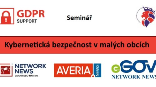 Kybernetická bezpečnost v malých obcích