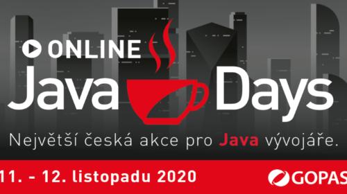 JAVA DAYS 2020 banner