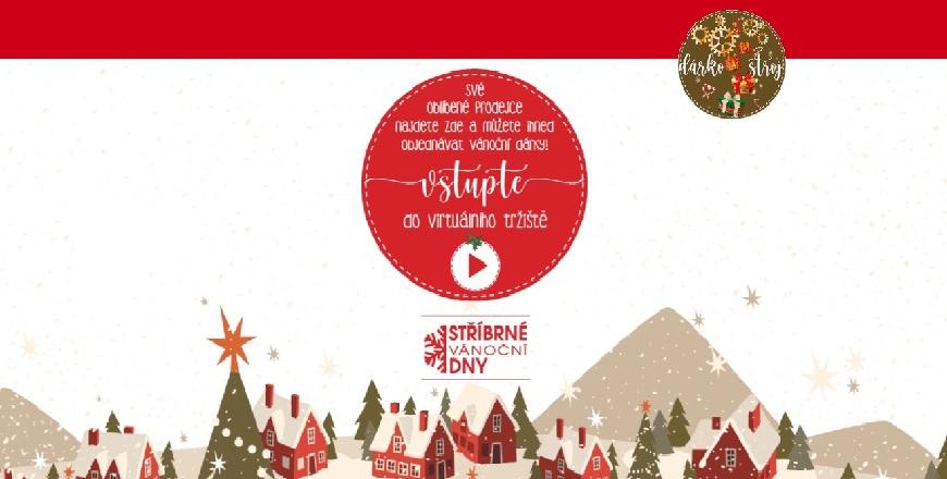 Virtuální vánoční trhy