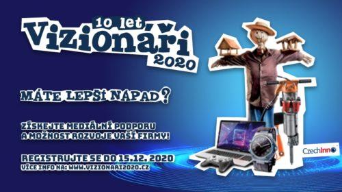 Projekt Vizionáři 2020