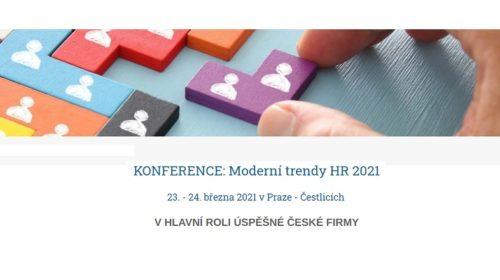 Moderní trendy HR 2021